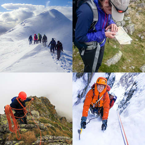 Courses & private guiding