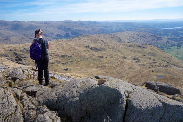 20130502 DSC00596 608x405 Guided walk   Langdale Pikes and Rossett Pike