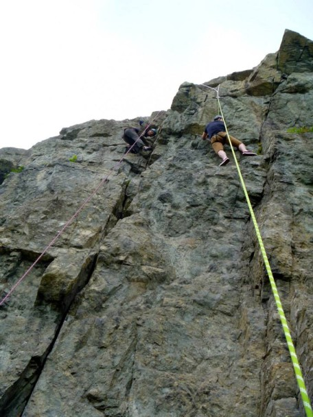 941290 10151661952791675 1351382321 n 456x608 Rock Climbing & Abseiling in the Bank Holiday sunshine