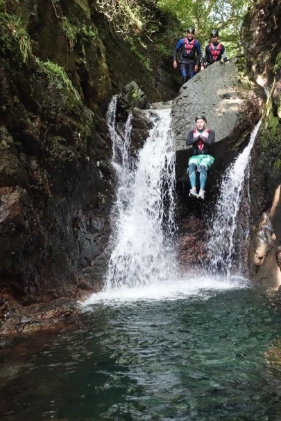 556345 490482644376130 1639009778 n 405x608 Gorge scrambling (ghyll scrambling): lots of sessions! A catch up...