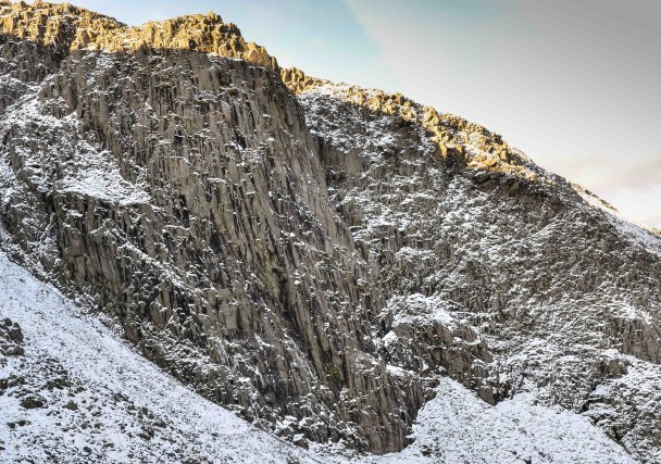 20131125  D7K3186 608x427 Lake District conditions update: Bowfell & Great End