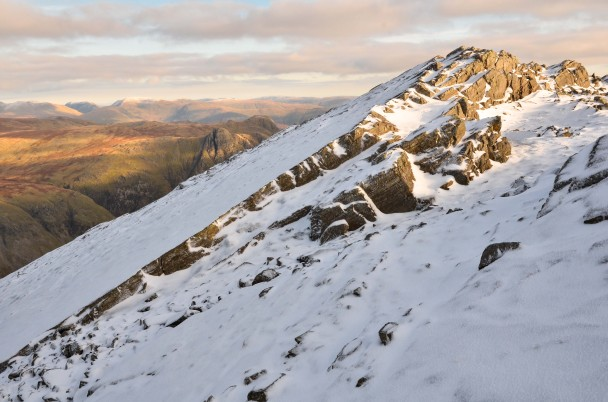 20131125  D7K3191 608x402 Lake District conditions update: Bowfell & Great End