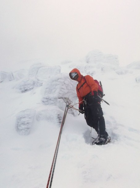 1503395 557103781047349 256314068 n 454x608 Guided winter climbing: Aonach Mor (Morwind) with Avi