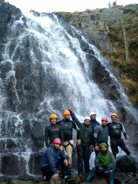 1782085 586752994749094 2027533560 n 456x608 Multi activity day: abseiling & gorge scrambling with old friends