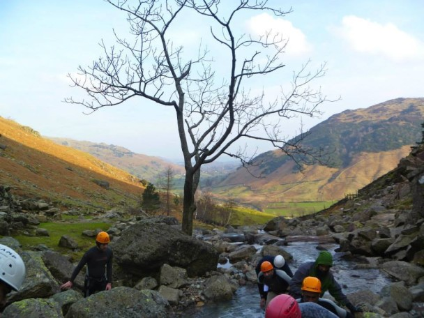 1901296 586753001415760 2120574941 n 608x456 Multi activity day: abseiling & gorge scrambling with old friends
