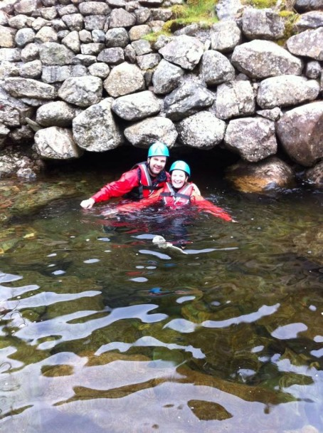 10157238 613554045402322 6297952257934304190 n 454x608 Multi activity day: gorge scrambling & climbing in Langdale