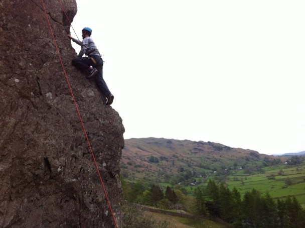 10170825 613553818735678 5020470926479350522 n 608x454 Multi activity day: gorge scrambling & climbing in Langdale