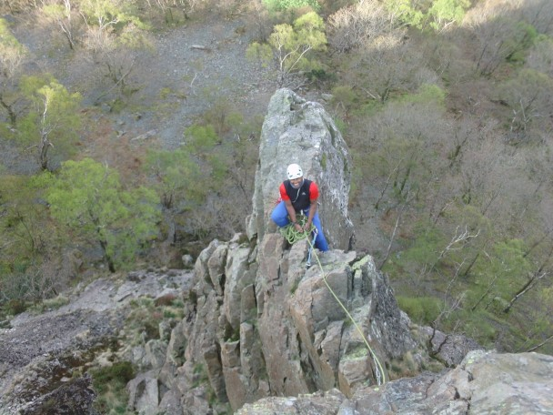 10296191 607121282712265 2778377720356081021 o 608x456 Guided rock climbing: Classic Rock in Borrowdale