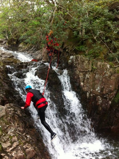10320578 613553952068998 6766449883504689553 n 454x608 Multi activity day: gorge scrambling & climbing in Langdale