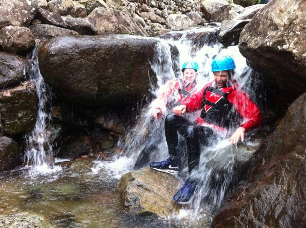 1382961 613553988735661 6622299823263299963 n 608x454 Multi activity day: gorge scrambling & climbing in Langdale