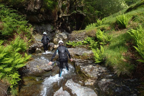 10286808 625445480879845 3722127506329028239 o 608x405 Multi activity days: Gorge scrambling & mountain scrambling in Keswick