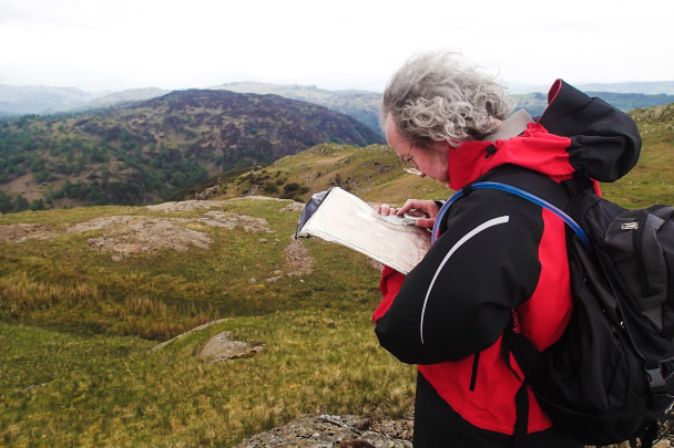 20140524 P5240113 608x405 Mountain Leader (Summer) Refresher: Bespoke micro navigation course