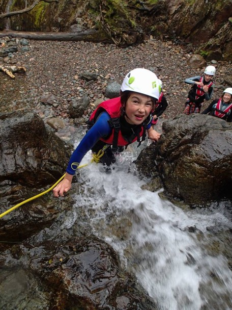 10353195 650875471670179 6112946822452043227 n 456x608 Multi activity days: climb, gorge, abseil, canyon!