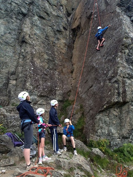 10487211 650875235003536 8185299754740284454 n 456x608 Multi activity days: climb, gorge, abseil, canyon!