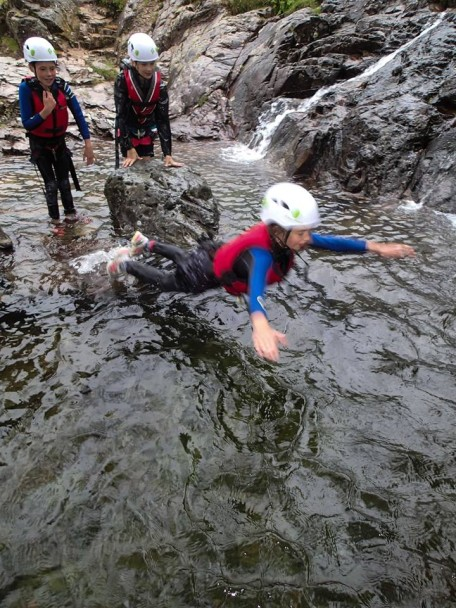 1907758 650875741670152 2835902466339045915 n 456x608 Multi activity days: climb, gorge, abseil, canyon!