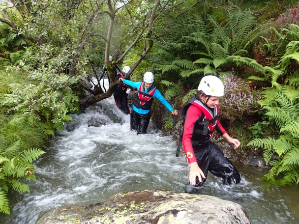 10522380 665796180178108 1486421590699289129 o 608x456 Multi activity days: abseil, gorge, mountain scramble & more