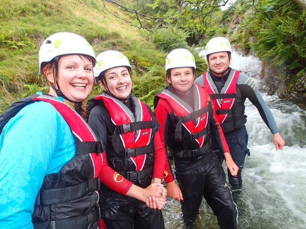 10572129 665796130178113 4321015147578022972 o 608x456 Multi activity days: abseil, gorge, mountain scramble & more
