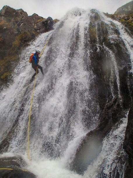 10501945 703795693044823 629289669180464597 n 456x608 Canyoning: a new trip ready for 2015