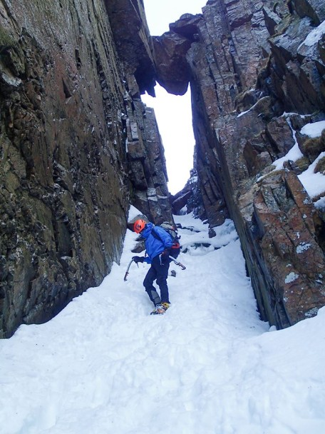 10991248 769490149808710 5302045686200842025 n 456x608 Ice & winter climbing: Window Gully, Great End