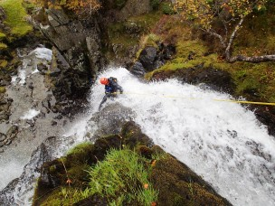 20141015 PA150362 304x228 Lakeland Ascents | Canyoning   the Extreme trip