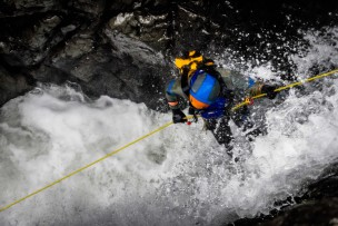 20141023 canyon2 304x203 Lakeland Ascents | Canyoning   the Extreme trip