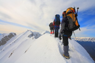 shutterstock 136920233 304x203 Highland Ascents | Scottish Winter Mountaineering Course