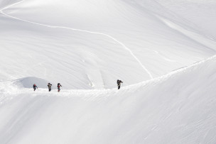 shutterstock 139851742 304x203 Highland Ascents | Scottish Winter Mountaineering Course
